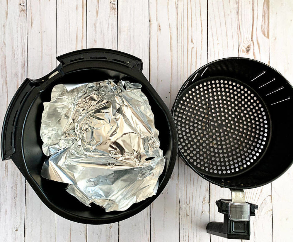 Can You Use Aluminum Foil In An Air Fryer