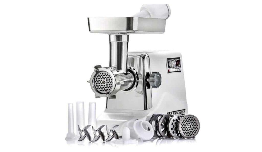 STX-3000-TF Turboforce Heavy Duty Meat Grinder