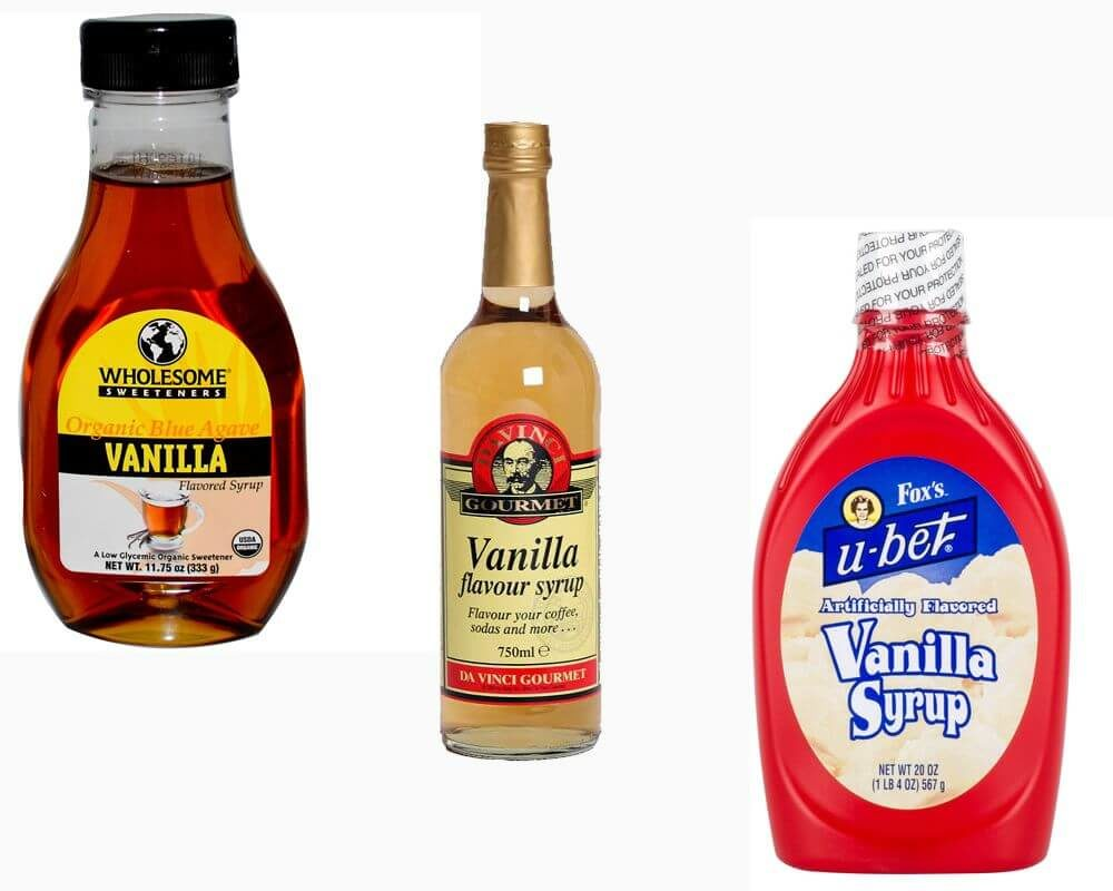 Vanilla Syrup VS Vanilla Extract, Which One Is Better?